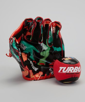 Turbo Mitt & Ball Set