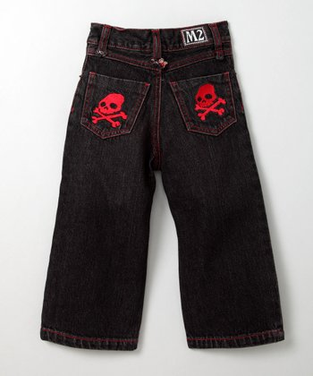 Black Denim Jeans - Infant & Toddler