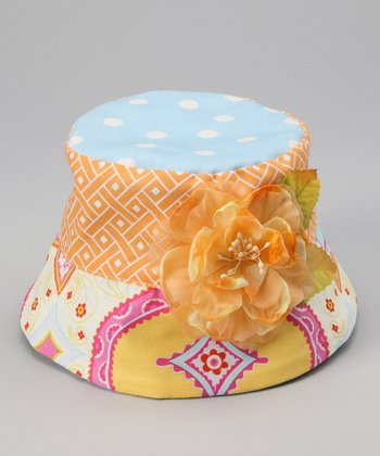 Mango Flower Ellen Bucket Hat
