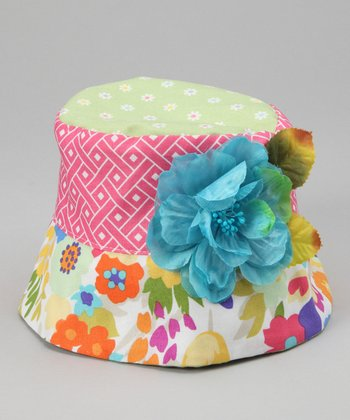 Rose Flower Anna Bucket Hat