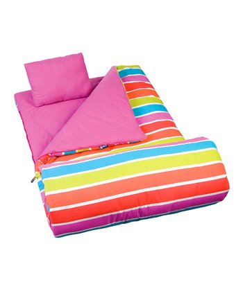 Bright Stripe Original Sleeping Bag
