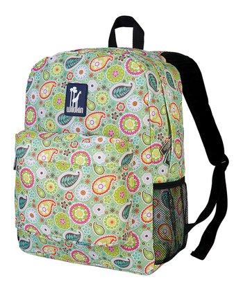 Green Spring Bloom Crackerjack Backpack