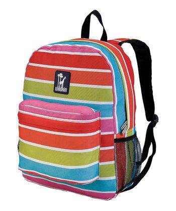 Bright Stripe Crackerjack Backpack