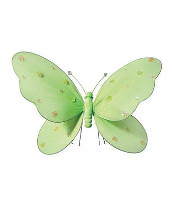Green Jewel Butterfly