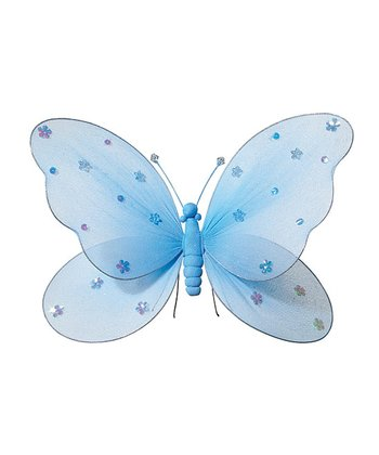 Blue Jewel Butterfly