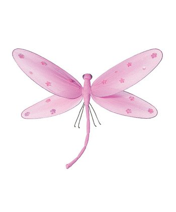 Pink Jewel Dragonfly