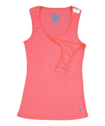 Coral Nursing Tank - Women