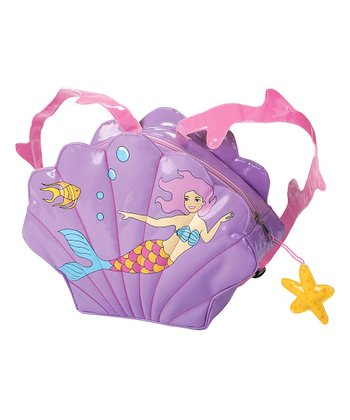 Lavender Mermaid Backpack