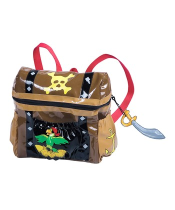 Brown Pirate Backpack