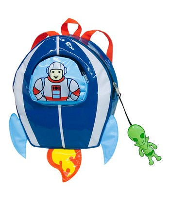Blue Space Hero Backpack
