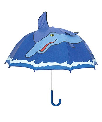 Blue Dolphin Umbrella