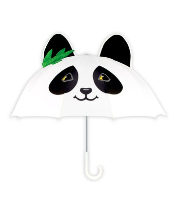 Black & White Panda Umbrella