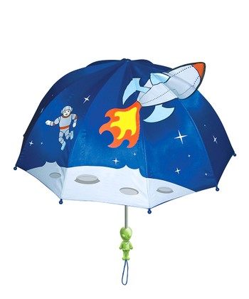 Blue Space Hero Umbrella