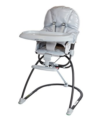 Gray G+G 203 Modern High Chair