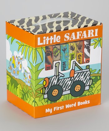 Little Safari Board Book Box Set