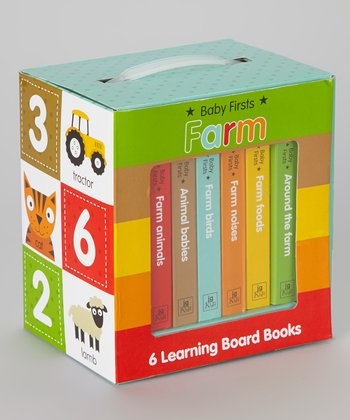 Farm Board Book Box Set
