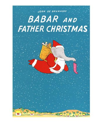 Babar and Father Christmas Hardcover