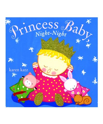 Princess Baby, Night-Night Hardcover
