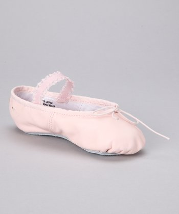 Pink Dance Slipper