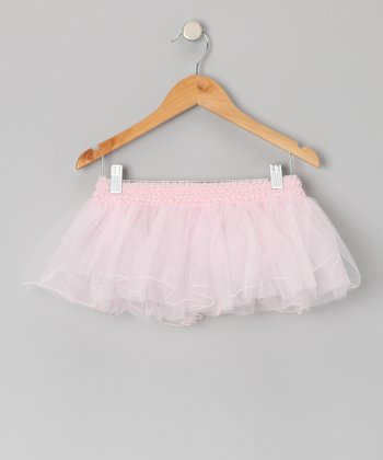 Pink Shimmer Tutu - Toddler & Girls