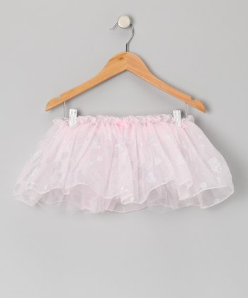 Pink Sparkle Tutu - Toddler & Girls