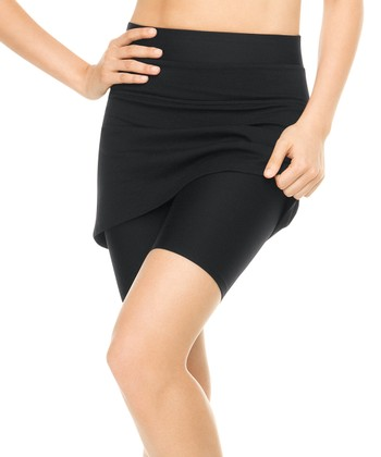 Power Skort - Black