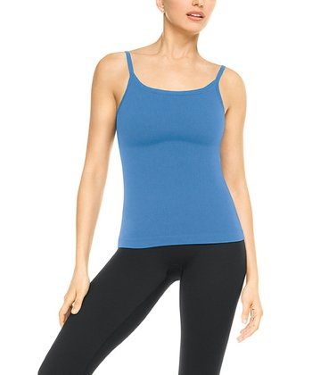 Ribbed Cami - Dynamic Blue