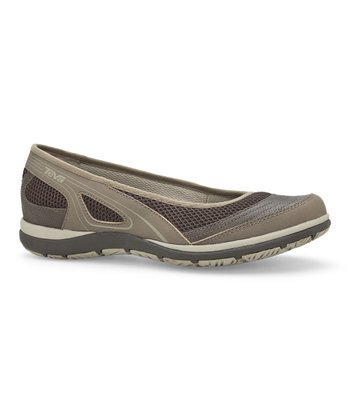 Light Brown Makena Ballet Flat - Women