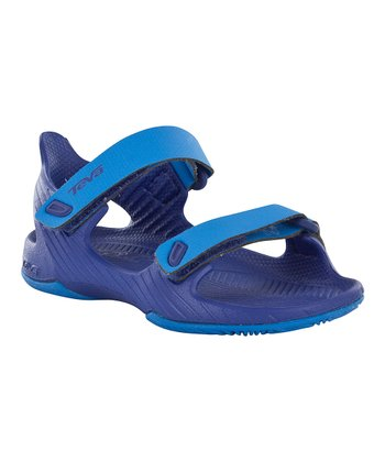 Blue Barracuda Sandal - Kids