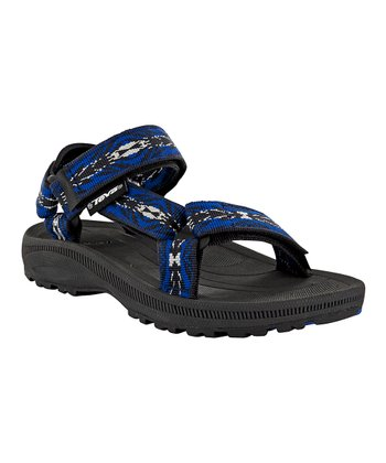 Ambra Strong Blue Hurricane 2 Sandal - Kids