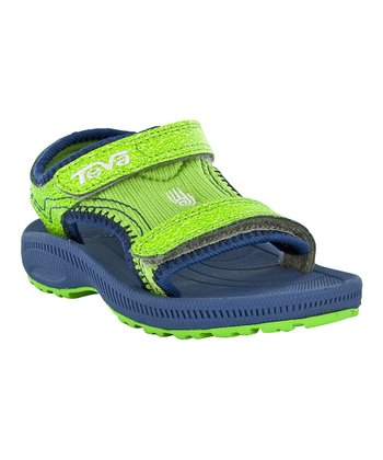 Green Psyclone 3 Sandal - Toddler & Kids