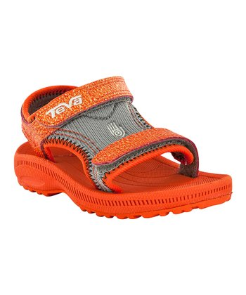 Orange Psyclone 3 Sandal