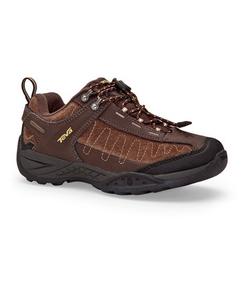 Turkish Coffee Waterproof Raith All-Terrain Shoe