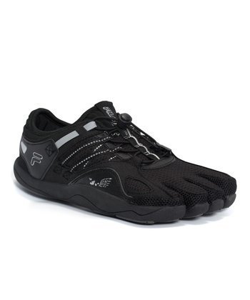 Black Skele-Toes Bay Running Shoe 3 - Men