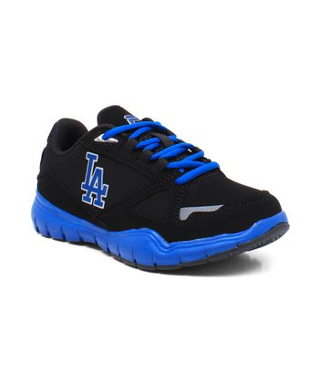 Black Los Angeles Dodgers Sneaker