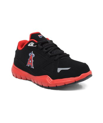 Black Los Angeles Angels Sneaker