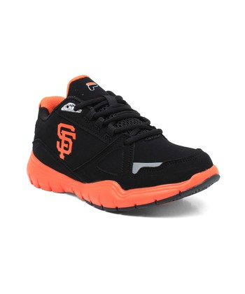 Black San Francisco Giants Sneaker