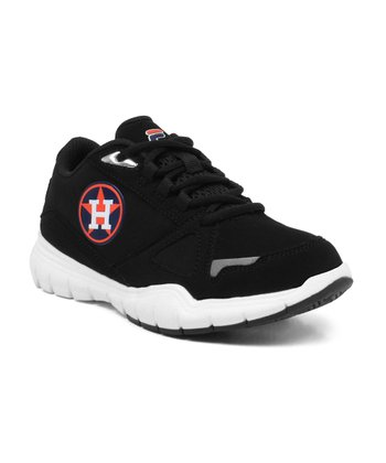 Black Houston Astros Sneaker