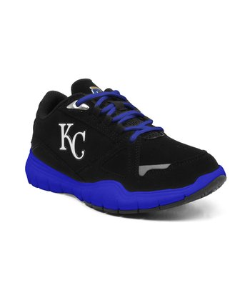 Black Kansas City Royals Sneaker