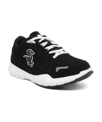 Black Chicago White Sox Sneaker