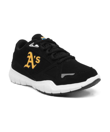 Black Oakland Athletics Sneaker