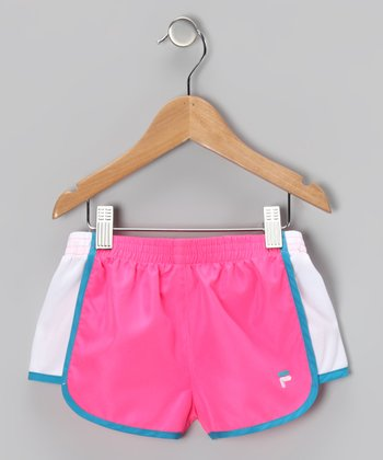 Knockout Pink Primo Shorts
