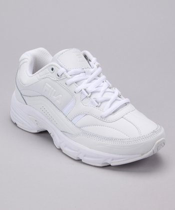White Memory Workshift Training Shoe