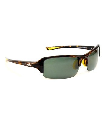 Black & Smoke Polarized Sunglasses - Men & Women