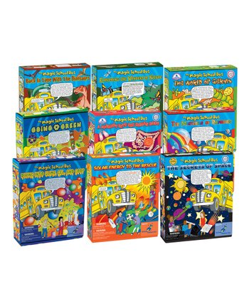 Magic School Bus Kit Set