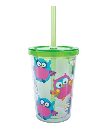 Bright Owl 10-Oz. Tumbler