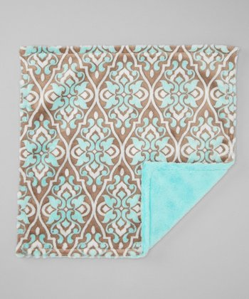 Marina Valencia Damask Security Blankee