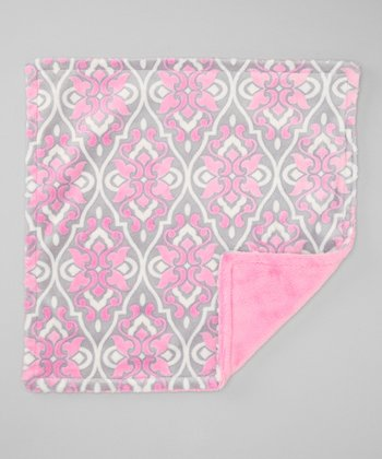 Sofia Valencia Damask Security Blankee