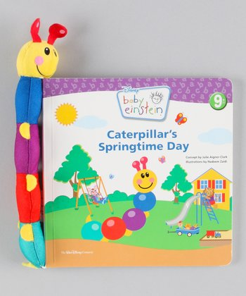 Caterpillar's Springtime Day Hardcover