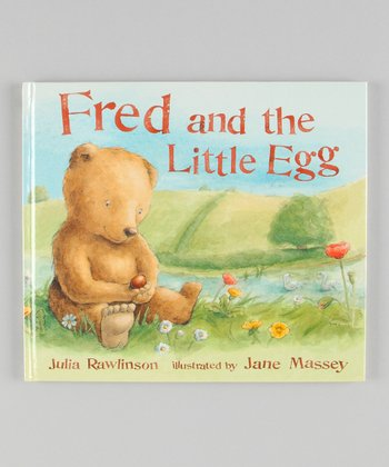 Fred and the Little Egg Hardcover